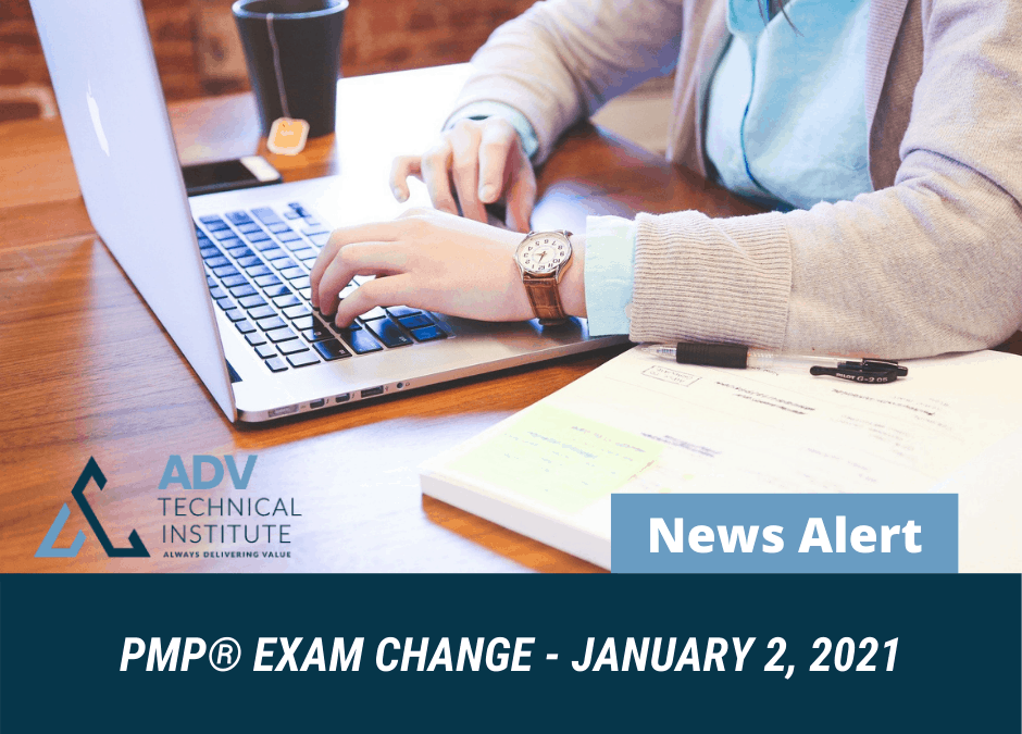 examchange 940x675 1 - PMP® Exam Change in effect on January 2, 2021