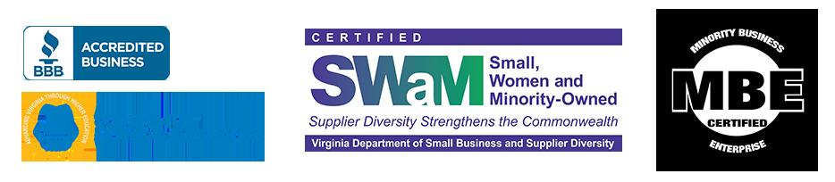 Membership Certifications logos - Homepage